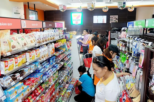 More foreign brands franchised to Vietnam